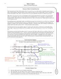 Pdf Motor Control Motor Overload Protection Purpose Of