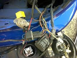 morrette headlight wiring subaru enthusiast forum scoobynet com i have full beam and side light on the inside light and main beam on the outside