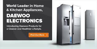 Pc World Kitchen Appliances Home Page Daewoo Electronics