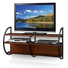 tv stand for wall mounted tv. Leick Home Floating Wall Mounted TV Stand Medium Oak Finish Inside Tv For
