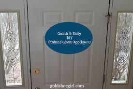 quick easy front door upgrade