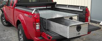 Custom Truck Tool Boxes | Truck Bed Storage & Drawers