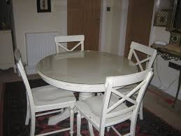 awesome shabby chic round dining table and chairs shab chic dining table shab chic rustic farmhouse