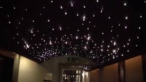 Diy Star Light Ceiling Star Ceiling Lights Fibre Optic Home Lighting Design Ideas