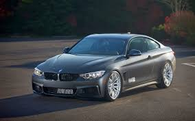 BMW Convertible bmw 428 m sport : 2014 H&R Springs BMW 428i M Sport Coupe