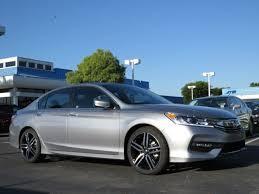 2017 Honda Accord Sport SE Sedan  Delray