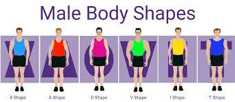 Male Body Type Calculator Mens Body Shape Calculator New