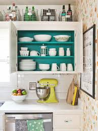 10 Ideas for Decorating Above Kitchen Cabinets | HGTV