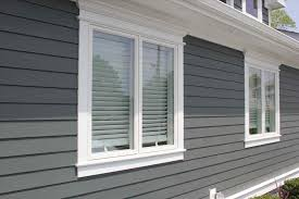 exterior window trim install. outside exterior window trim install