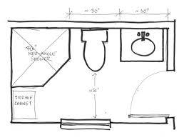 stylish small bathroom floor plans with shower small 57 bathroom floor plans portwings in small bathroom design