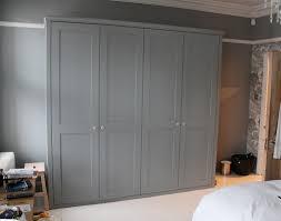 Shaker Style Bedroom Furniture Fitted Wardrobe With Shaker Doors Decor Pinterest Shaker