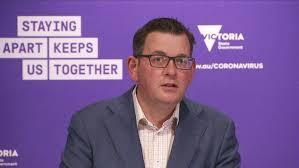 Daniel andrews premier daniel andrews. Victoria Records 275 New Coronavirus Cases As Premier Daniel Andrews Hits Out At Partygoers Abc News