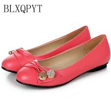 new color block decoration shallow mouth bow loafers sweet round toe slip on women flats vintage oxford shoes for big size