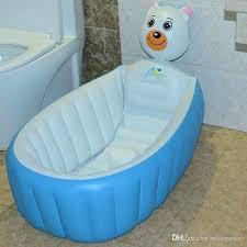 inflatable baby bath tub retail inflatable baby bathtub newborns bathing tub friendly portable infant bath basin inflatable baby bath tub