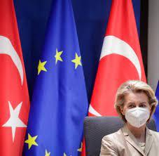 Affront in Ankara: Von der Leyen darf nicht neben Erdogan sitzen - Video -  WELT