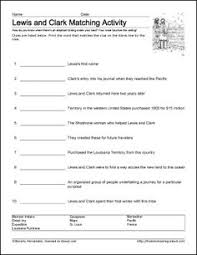 lewis and clark expedition coloring page social studies   lewis and clark printable worksheets and coloring pages
