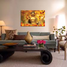wallpaper buddha uv canvas m size 36 x 24 inch 90cm 60 cm