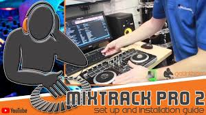 how to set up connect the numark mixtrack pro 2 how to set up connect the numark mixtrack pro 2