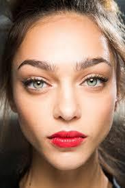 fuller lips can be achieved this spring with beautiful bold lip color