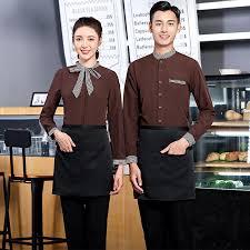<b>China</b> Wholesale Custom Cotton Hotel Fast <b>Food Restaurant Waiter</b> ...