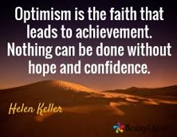 Image result for optimistic