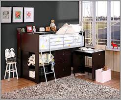 savannah storage loft bed with desk
