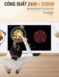 Bếp điện từ Chefs EH MIX366 giá hời cho mẫu bếp nhập khẩu Đức