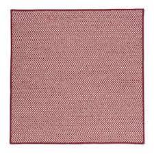indoor outdoor braided area rug