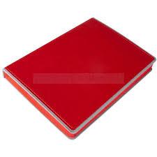 <b>Ежедневник</b> FreeNote, <b>недатированный</b>, красный «Адъютант ...
