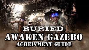 Black Achievement Gazebo