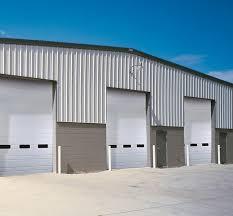 industrial garage door. Sectional Doors Industrial Garage Door
