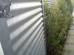 corrugated metal fence fence a corrugated metal cost to build corrugated metal fence