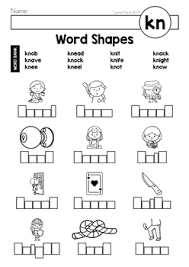 See more ideas about phonics activities, phonics worksheets, phonics. Digraph Kn Phonics Word Work Multiple Phonograms By Lavinia Pop