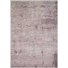 adirondack light gray purple 8 ft x 10 ft area rug