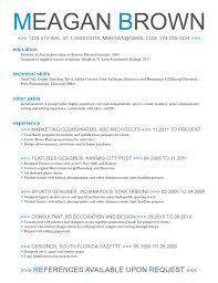 100 Latex Best Resume Templates Cv Atouts Academic Word 2013