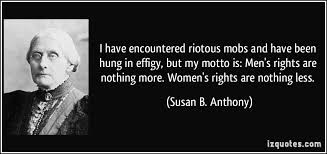 Women's Rights Quotes Extraordinary Quotes About Womens Men On QuotesTopics