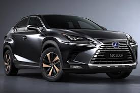 2018 lexus midsize suv. fine suv 2018 lexus nx 300h front right quarter and lexus midsize suv e