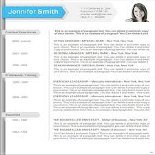 Resume Template Download Free Microsoft Word Templates Doc With