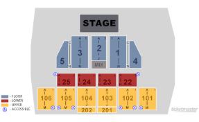 Turning Stone Casino Seating Chart Turning Stone Resort Casino Event Center Verona Tickets