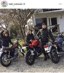 久野 静香 バイク