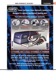 Hwh Hydraulic Levelers M Rv Accessories