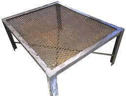Industrial Looking Coffee Tables Metal Coffee Table Metal Coffee Table Base 16 Interesting Metal