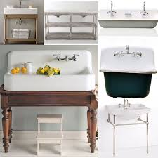 Bathroom Utility Sink Adorable If You're Building A Farmhouse Or Looking To Remodel A Bathroom
