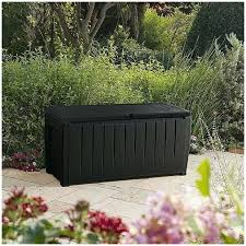 rubbermaid bench mesmerizing outdoor storage containers deck box with seat garden bench box rubbermaid plastic workbench