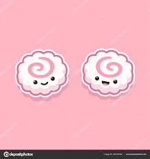 Narutomaki Japanese Fish Cakes Cute Cartoon Faces Kawaii Asian Food