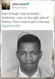 John Lewis Quote Civil And Human Rights Pinterest John Lewis Inspiration John Lewis Quotes