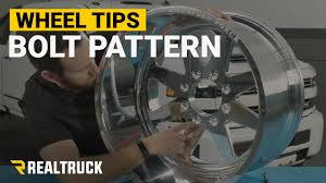 How To Find Your Wheel Bolt Pattern Wheel Tips