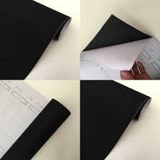 <b>beibehang</b> Black pvc self-adhesive flannel suede photo frame ...
