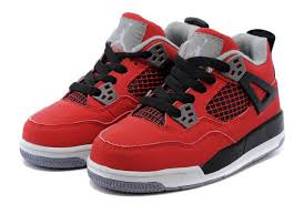 jordan shoes 2015 for boys black and red. air jordan 4 shoes 2015 kid\u0027s red black for boys and