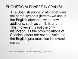 El abecedario, from the name of the first four letters, a b c d. Pronunciation And Syllabaries Ppt Download